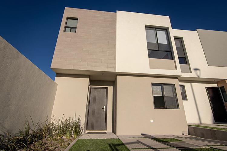 Casa en venta en Querétaro modelo Vela en Alhandra Residencial.