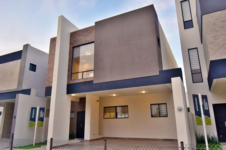 Casa en venta en Saltillo modelo Khali en Alyssa Residencial.