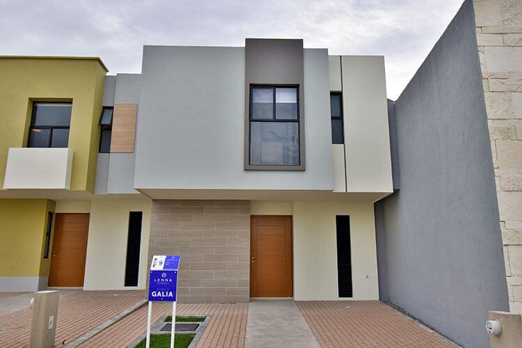 Casa en venta en Zákia modelo Galia en Lenna Residencial