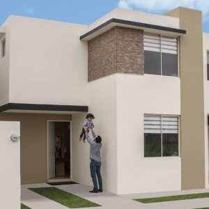 Casas en  Guadalupe – Modelo Provenza
