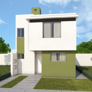 Casas en  Guadalupe – Modelo Castilla VII