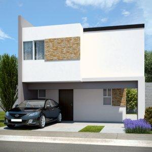 Casas en  Guadalupe – Modelo Soria