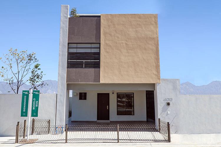 Casa en venta en Cumbres, N. L. moedelo Ibiza 3N en Montenova Residencial.