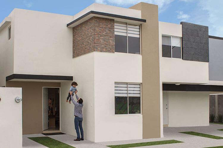 Casa en venta en Guadalupe modelo Provenza en Paseo Amberes.