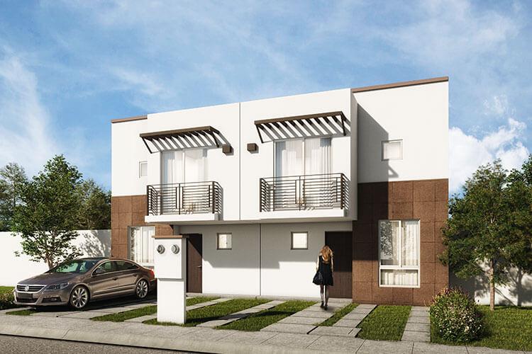 Casa en venta en León modelo Coimbra en Portugal Residencial.
