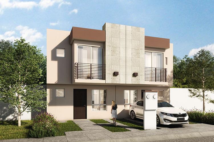 Casa en venta en León modelo Moncloa en Portugal Residencial.