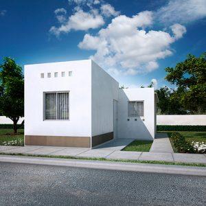 Casas en  Pesquería – Modelo Lisboa II