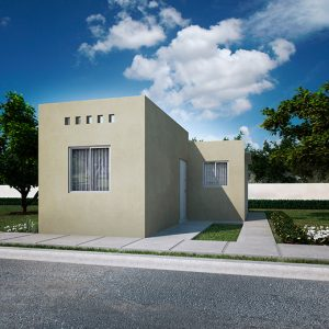 Casas en Reynosa – Modelo Lisboa II