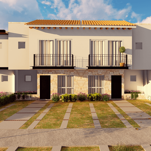 Casas en  León – Modelo Córdoba