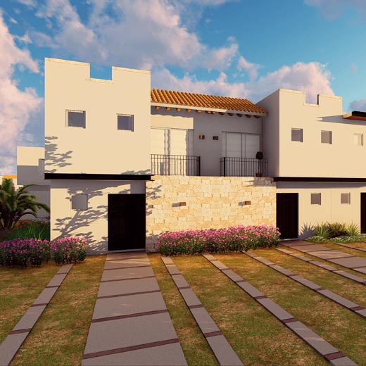 Casas en  León – Modelo Sevilla