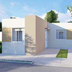 Casas en  Juárez – Modelo Lisboa III