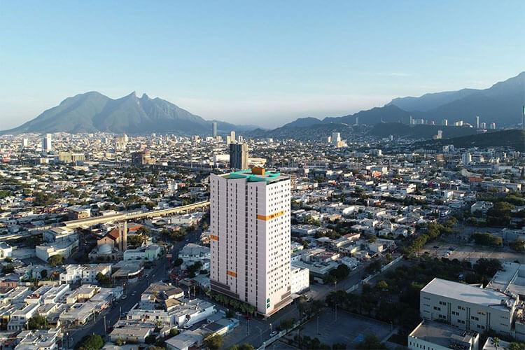 Departamentos en Monterrey Las Residencias