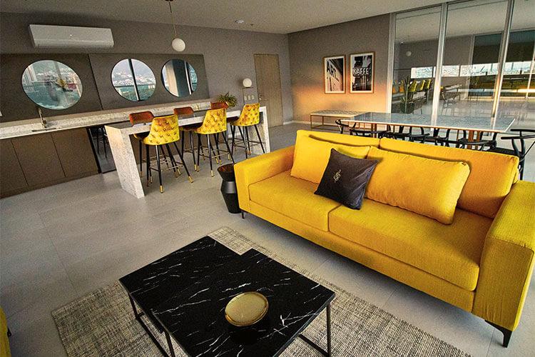 Sky lounge en Torres Obispado