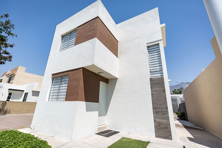 Casas de 1 o 2 niveles