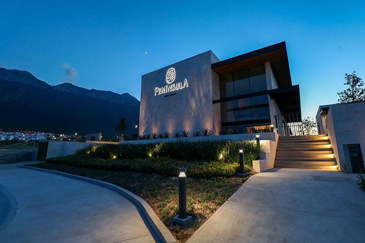 Casa club y salón de eventos de Peninsula Park Living
