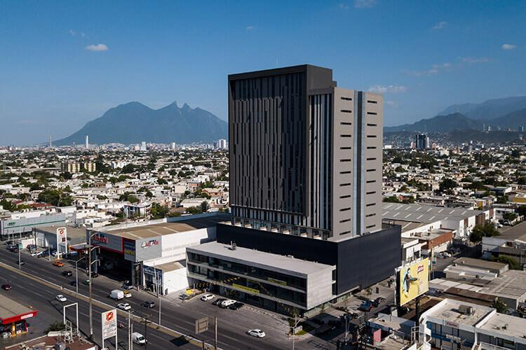 Edificio de departamentos Torre Luz en Monterrey