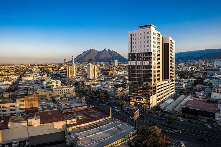 Departamentos en Torre Aria en Monterrey Centro