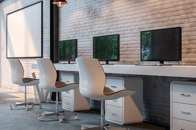 Oficinas de Torre Pixel en Monterrey Centro