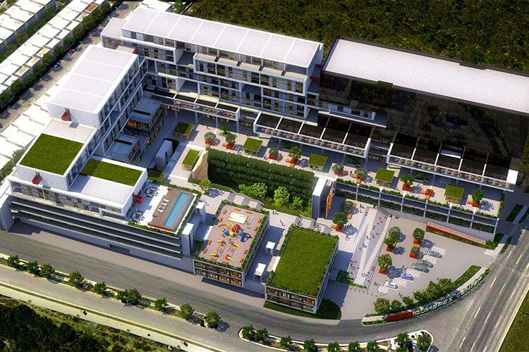 Complejo Alaia Cumbres Center