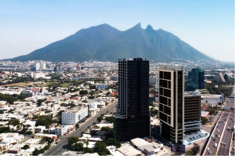 Departamentos en Monterrey zona Tec Alejandría Residencias vista del Cerro de la Silla