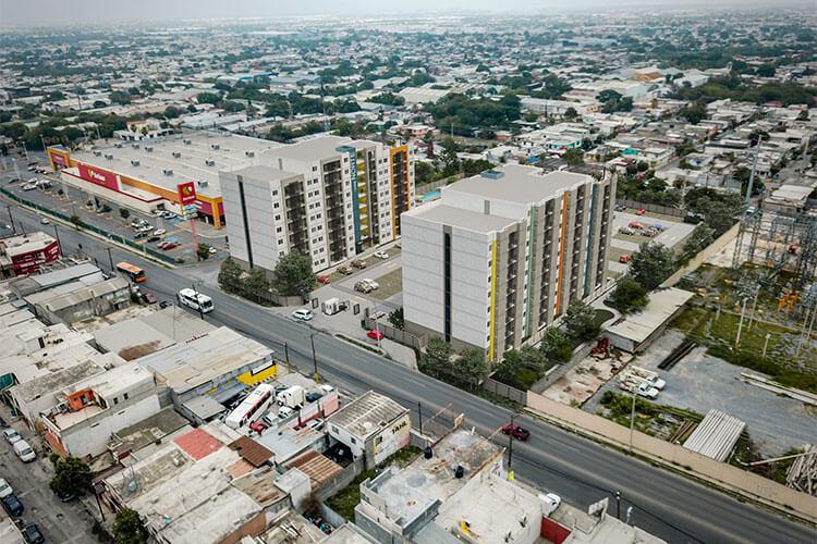 Departamentos Ready en Guadalupe Nuevo León