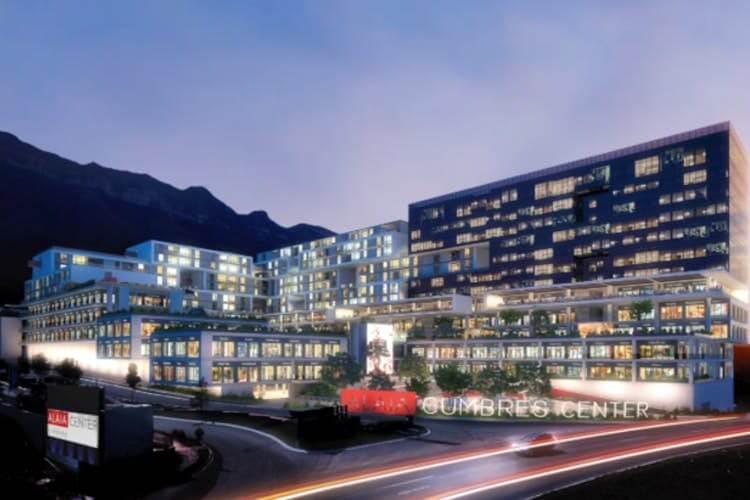 Departamentos en venta en Cumbres complejo Alaia Cumbres Center
